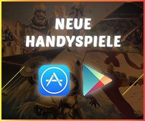 Neue Handyspiele auf Android und iOS