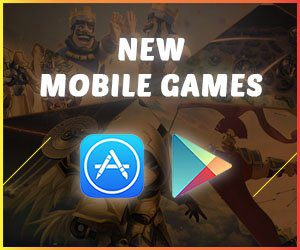 New mobile games on Android and iOS