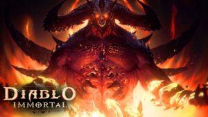 Immortal Diablo Icon