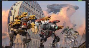 Mise à jour 5.4 de War Robots