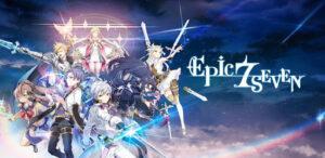 Mise à jour Epic Seven 09/10/2019