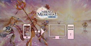 comment jouer à mirage memorial global sur pc