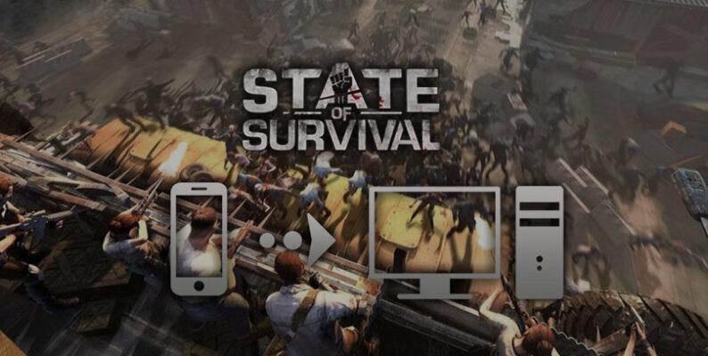 wie man State of Survival am pc spielt