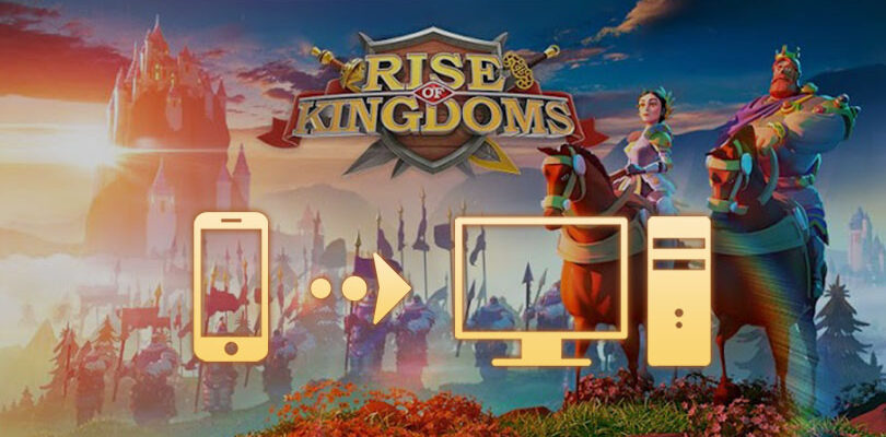 rise of kingdoms pc jouer sur windows et mac