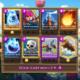 deck arc x clash royal