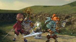 date de sortie Final Fantasy Crystal Chonicles