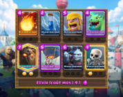 Deck MOLOSSE BALLON clash royale