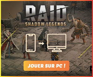 RAID Shadow Legends sur PC