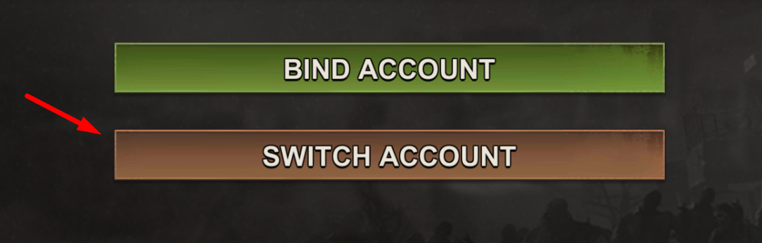 switch account state of survival