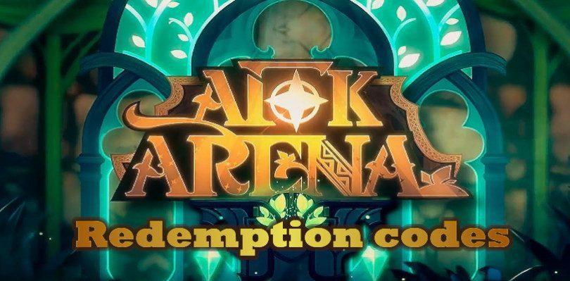 Codes AFK Arena refund