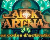 Codes AFK Arena remboursement