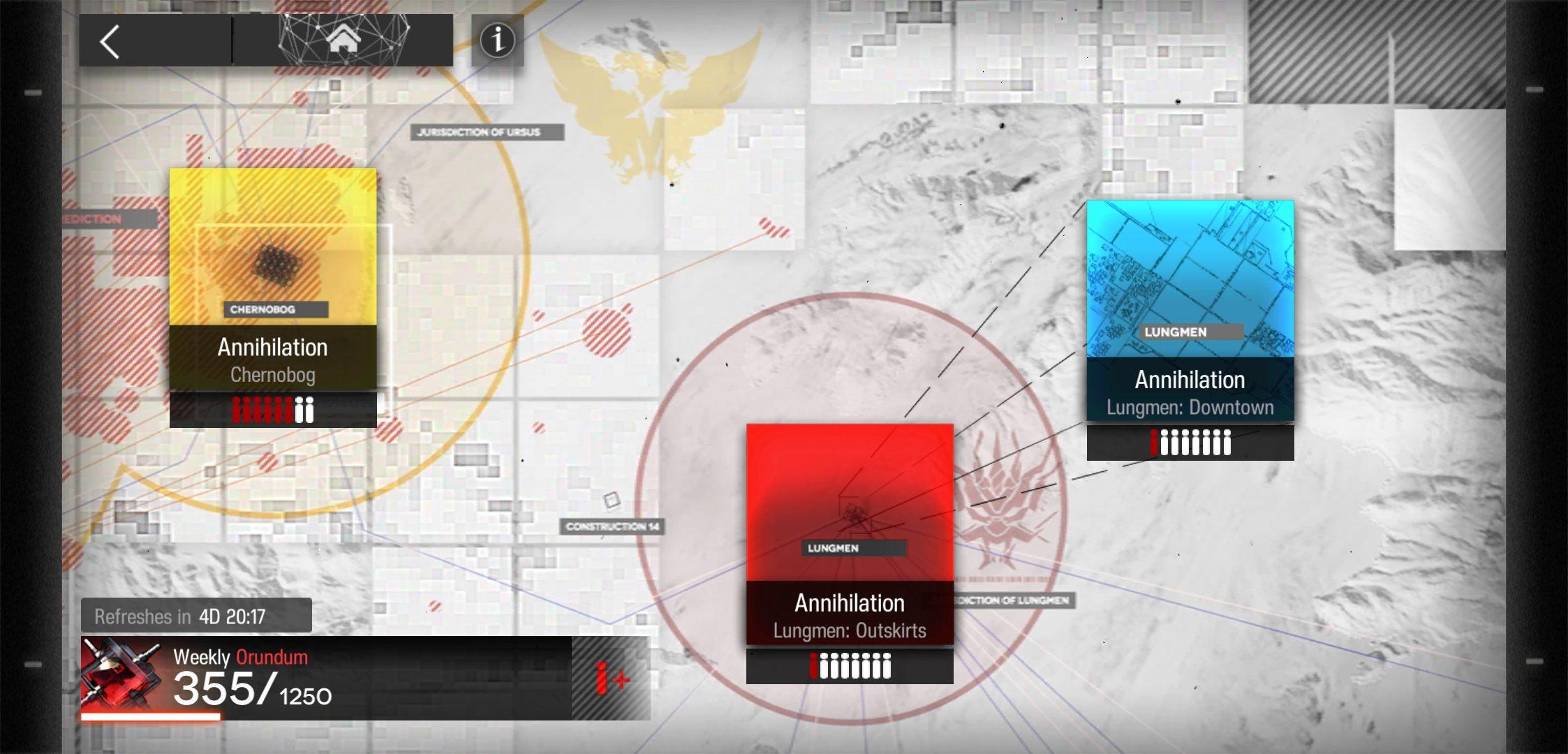 Mode Annihilation