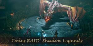 codes raid shadow legends