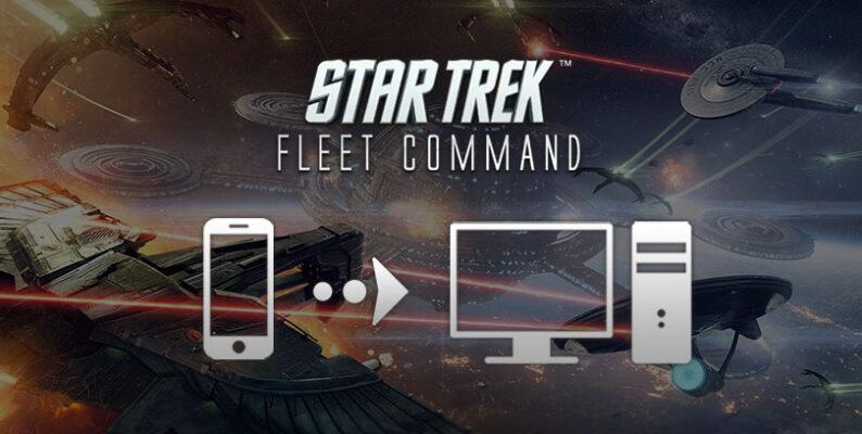 comment jouer à star trek fleet command sur pc ou mac
