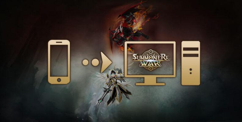 comment jouer à summoners war sur pc ou mac
