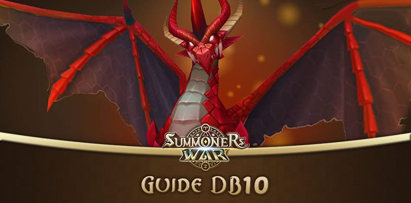guide db10 summoners war