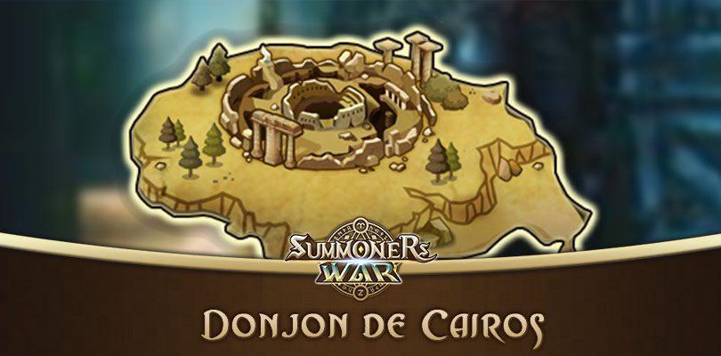 guide donjon de cairos summoners war