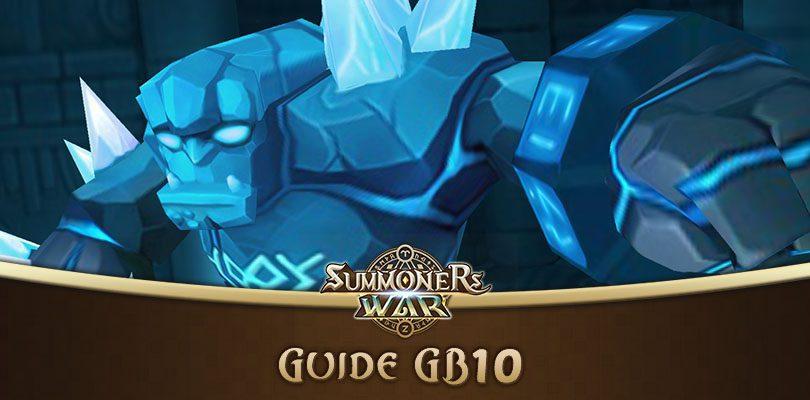 guide gb10 summoners war
