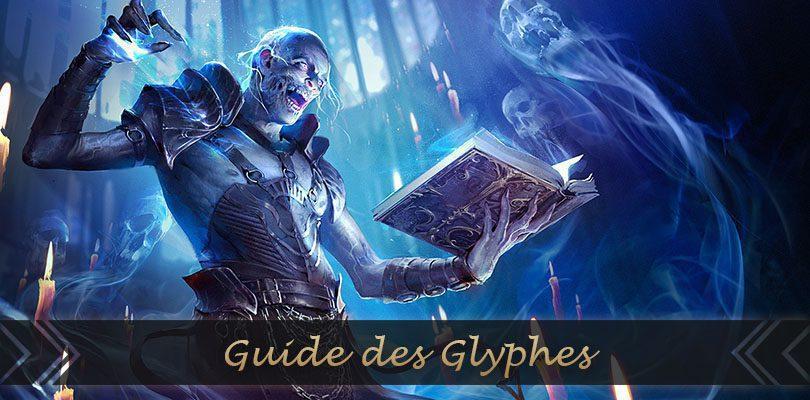 guide des glyphes raid shadow legends