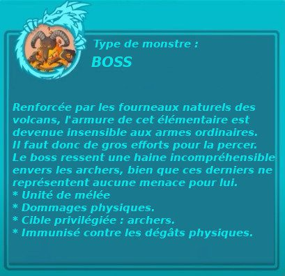 Exemple de boss