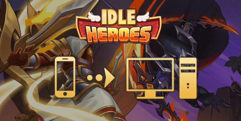 comment jouer à idle heroes sur pc ou mac