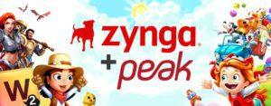 Peak Games racheté par Zynga pour 1,8 milliard de dollars