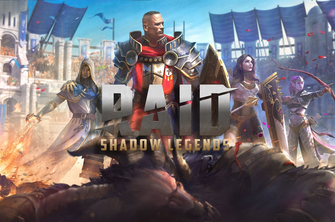 Jouer à Raid: Shadow Legends sur PC
