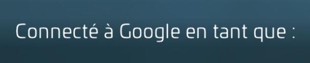 vérifier son compte Google