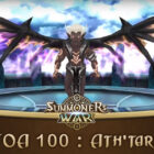 Stratégie contre Ath'taros toa 100