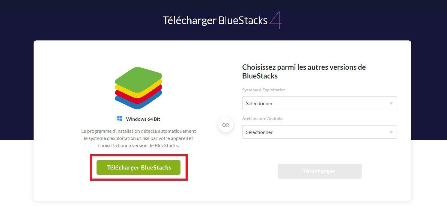 telecharger bluestacks 4