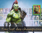 tier list raid shadow legends des meilleurs champions