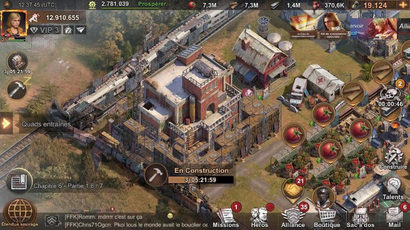 State of Survival - base