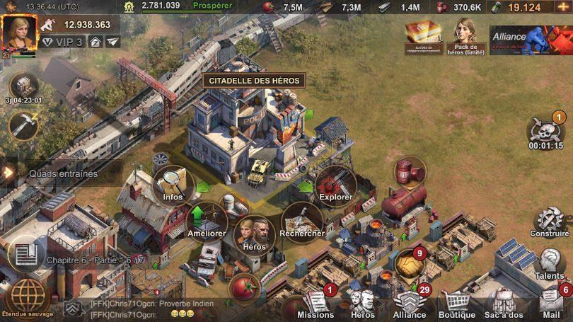 La Citadelle dans SoS