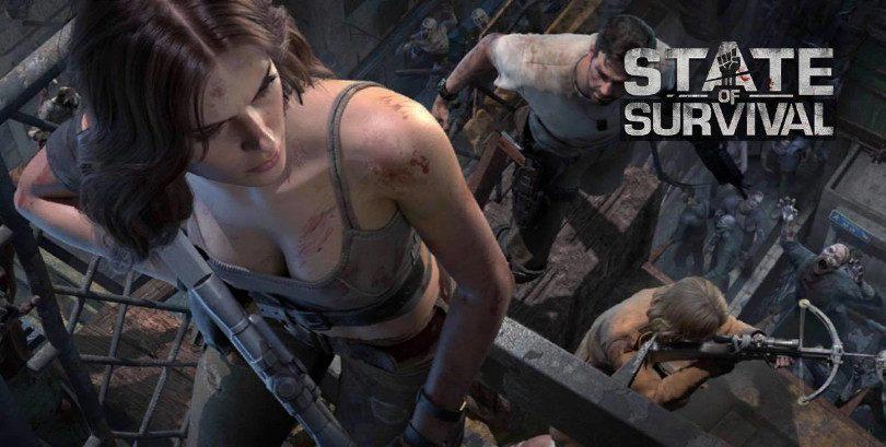 State of survival image du jeu mobile