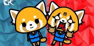 Le jeu mobile Aggretsuko : Short Timer Strikes Backs arrive