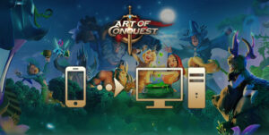 comment installer art of conquest sur PC