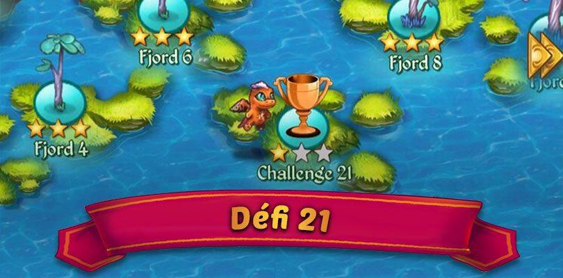 défi 21 merge dragons