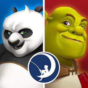icone Dreamworks Universe of Legends