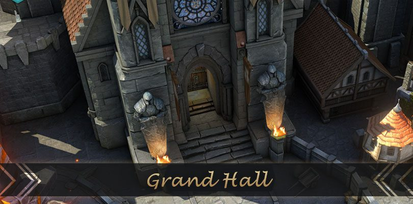 grand hall raid shadow legends