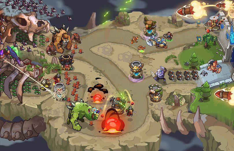 King of Defense Premium: Tower Defense Offline