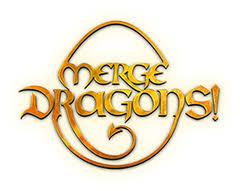 merge dragon logo