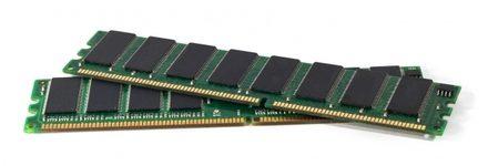 barrettes de mémoire vive RAM