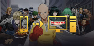 jouer à one punch man road to hero 2.0 pc