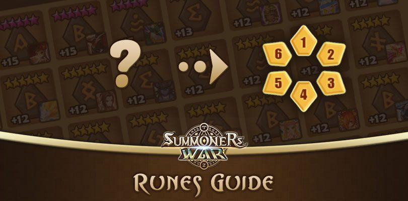 rune guide summoners war