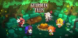 Couverture de Guardian Tales.