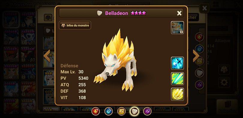 Belladeon Summoners War