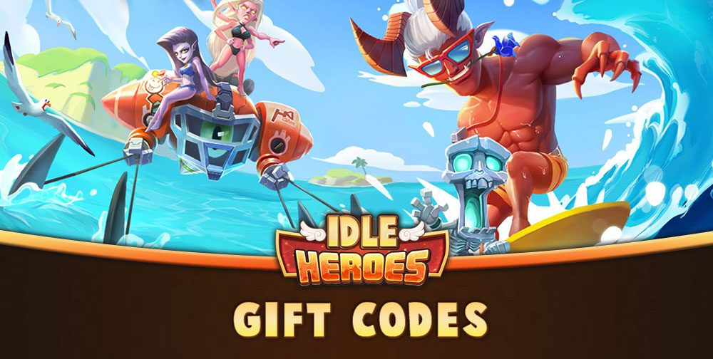 All Idle Heroes codes from 2020 - JeuMobi.com