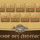 guide artefacts summoners war