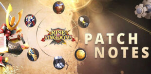 Mise à jour geared up rise of kingdoms