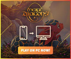 Merge Dragons  am PC
